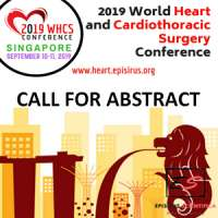 2019 World Heart and Cardiothoracic Surgery Conference (2019WHCS)
