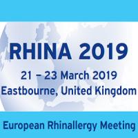 RHINA 2019 - European Rhinallergy Meeting