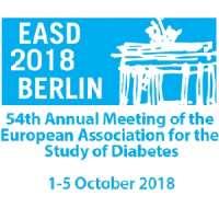 EASD 2018 - 54th Annual Meeting European Association for the Study of Diabe