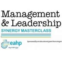 2018 Synergy Masterclass by European Association of Hospital Pharmacists (E
