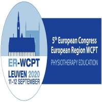 5th European Congress of the European Region WCPT on Physiotherapy - Educat