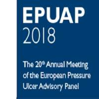 EPUAP 2018 - The 20th Annual Meeting of the European Pressure Ulcer Advisor