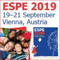 ESPE 2019 - The 58th Annual European Society for Paediatric Endocrinology (