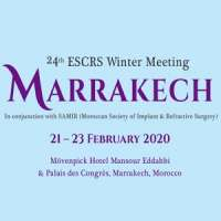 24th European Society of Cataract and Refractive Surgeons (ESCRS) Winter Me