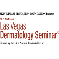 Skin Disease Education Foundation 19th Annual Las Vegas Dermatology Seminar and the 15th Annual SDEF Psoriasis Forum