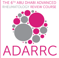 Abu Dhabi Advanced Rheumatology Review Course (ADARRC)
