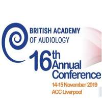 16th Annual Conference of the British Academy of Audiology (BAA)