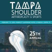 25th Annual Tampa Shoulder Course: Arthroplasty & Sports 2019