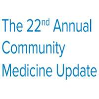 22nd Annual Community Medicine Update by GCSOM