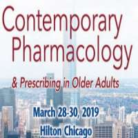 Contemporary Pharmacology and Prescribing in Older Adults 2019