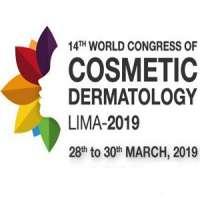 14th World Congress of Cosmetic Dermatology LIMA 2019