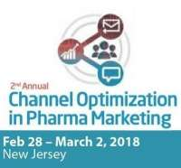 2nd Annual Channel Optimization in Pharma Marketing 2018