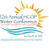12th Annual HCOP Winter Conference