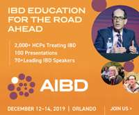 Advances in Inflammatory Bowel Diseases (AIBD) 2019