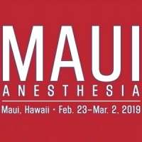 Maui Anesthesia Seminar 2019