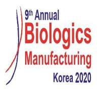 9th Annual Biologics Manufacturing Korea 2020