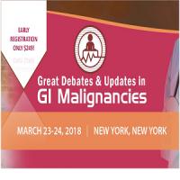 Great Debates & Updates in GI Malignancies 2018