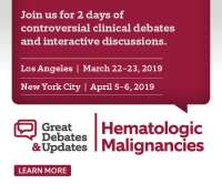 Great Debates and Updates in Hematologic Malignancies (Mar 22 - 23, 2019)