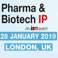 Pharma and Biotech IP Summit 2019