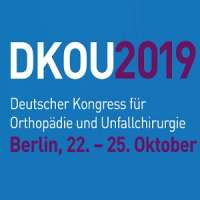 DKOU 2019 - German Congress for Orthopedics and Traumatology