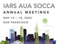 IARS, AUA and SOCCA Annual Meetings 2020