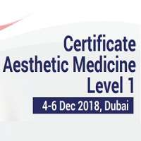 Level 1: Certificate Course in Aesthetic Medicine (Dec 04 - 06, 2018)