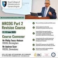 MRCOG Part 2 Revision Course