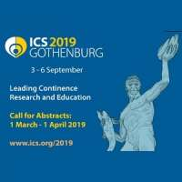 ICS 2019: 49th International Continence Society (ICS) Annual Meeting