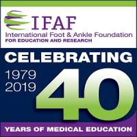 International Foot & Ankle Foundation (IFAF) 38th Annual Hawaii-Kauai Seminar