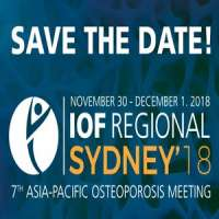 IOF Regional 7th Asia-Pacific Osteoporosis Conference