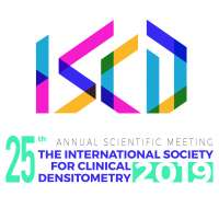 25th Annual International Society for Clinical Densitometry (ISCD) Meeting 2019