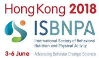 International Society of Behavioral Nutrition and Physical Activity (ISBNPA
