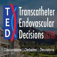 2018 Transcatheter Endovascular Decisions (TED) Conference
