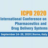 International Conference on Pharmaceutics and Drug Delivery Systems (ICPD 2