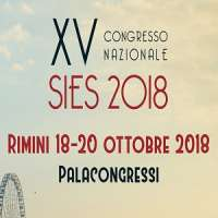 XV National SIES Congress 2018