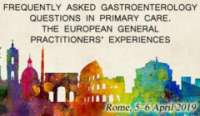 EUDD 2019 - Frequently Asked Gastroenterology Questions in Primary Care. Th