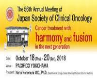 56th Annual Meeting of Japan Society of Clinical Oncology (JSCO)