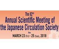 Japanese Circulation Society (JCS) 82nd Annual Scientific Meeting