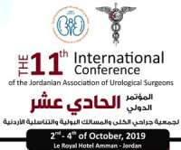 The 11th International Conference of the Jordanian Association of Urologica