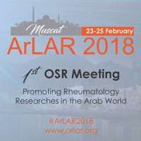 ArLAR The Pan Arab Rheumatology Congress in Conjunction With The 1st Oman S