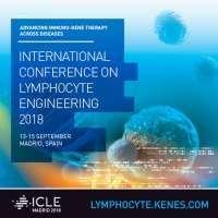 International Conference on Lymphocyte Engineering (ICLE) 2018