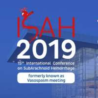 ISAH 2019: 15th International Conference on SubArachnoid Hemorrhage