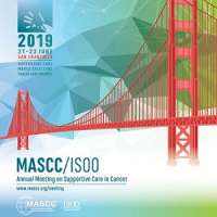 MASCC/ISOO Annual Meeting on Supportive Care in Cancer 2019