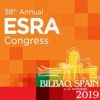 38th Annual ESRA Congress 2019