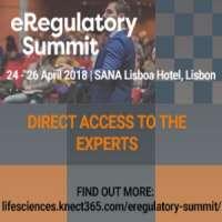 eRegulatory Summit 2018