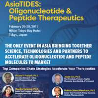 AsiaTIDES: Oligonucleotide & Peptide Therapeutics 2019