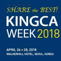 KINGCA Week 2018 by Korean Gastric Cancer Association