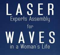 Laser Experts Assembly for Waves in Woman's Life