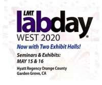 LMT Lab Day West Seminars, Exhibitors 2020