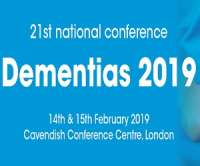 21st National Conference Dementias 2019